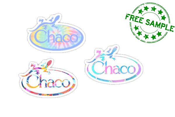 Free Chacos Stickers
