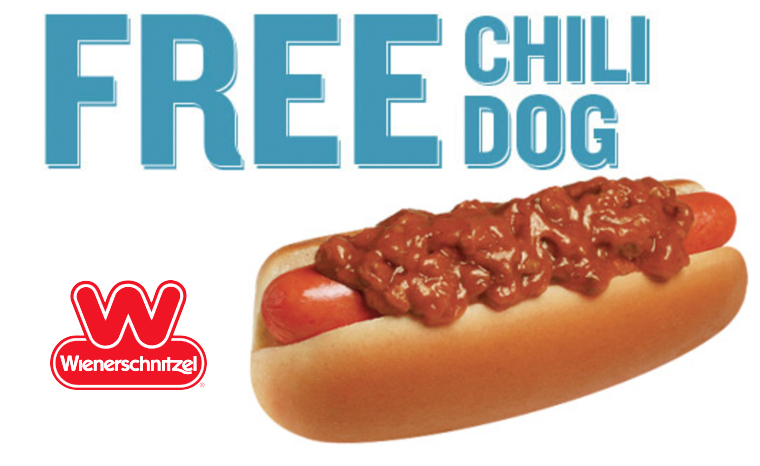 FREE Wienerschnitzel Offers & Deals