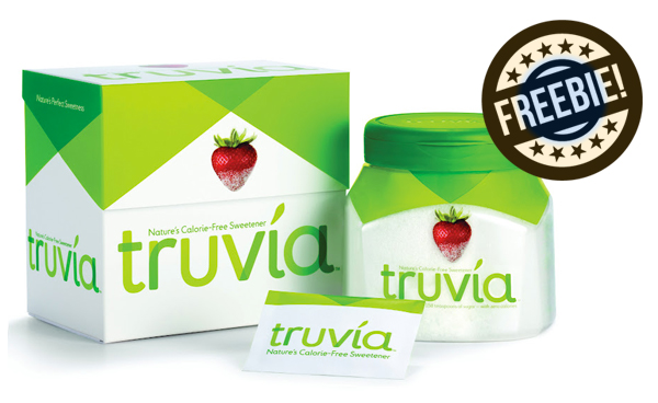 FREE Truvia Sample PLUS Coupons!