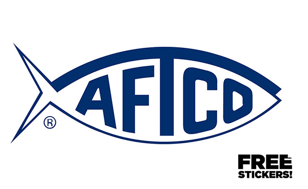 AFTCO Clothing: Free Stickers