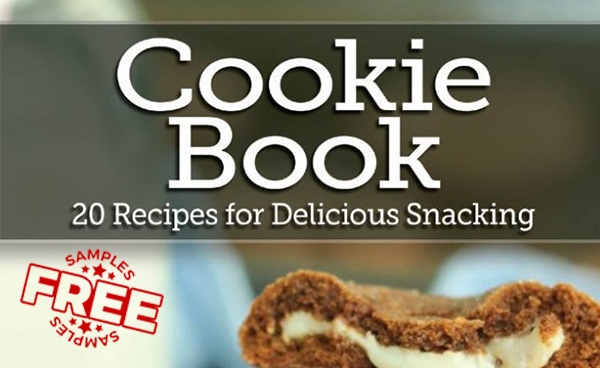 Free Cookie Recipe Book
