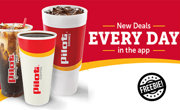 Pilot Flying J Coupon: Free Fountain Drink