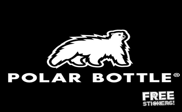 Polar Bottle: Free Stickers