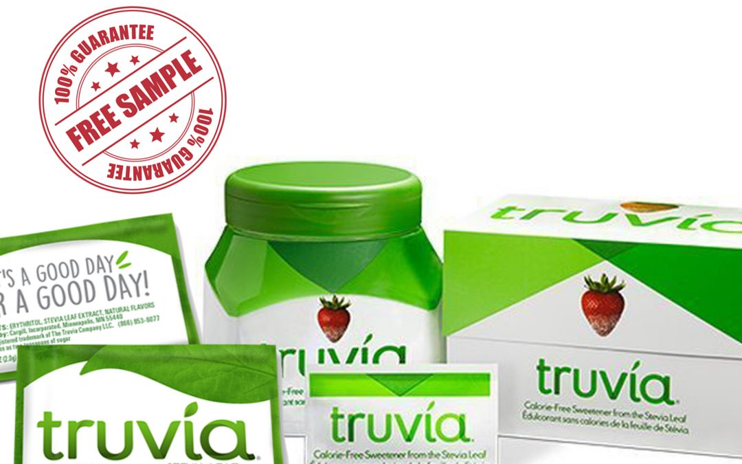 TRUVIA SWEETENER FREE SAMPLES