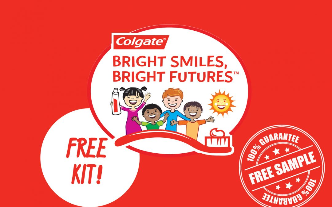 FREE COLGATE CLASSROOM KIT FOR K-1