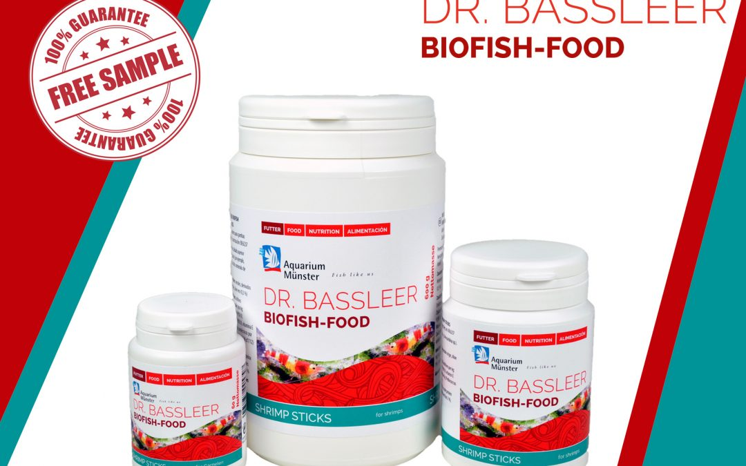 DR. BASSLEER BIOFISH-FOOD FREE SAMPLE