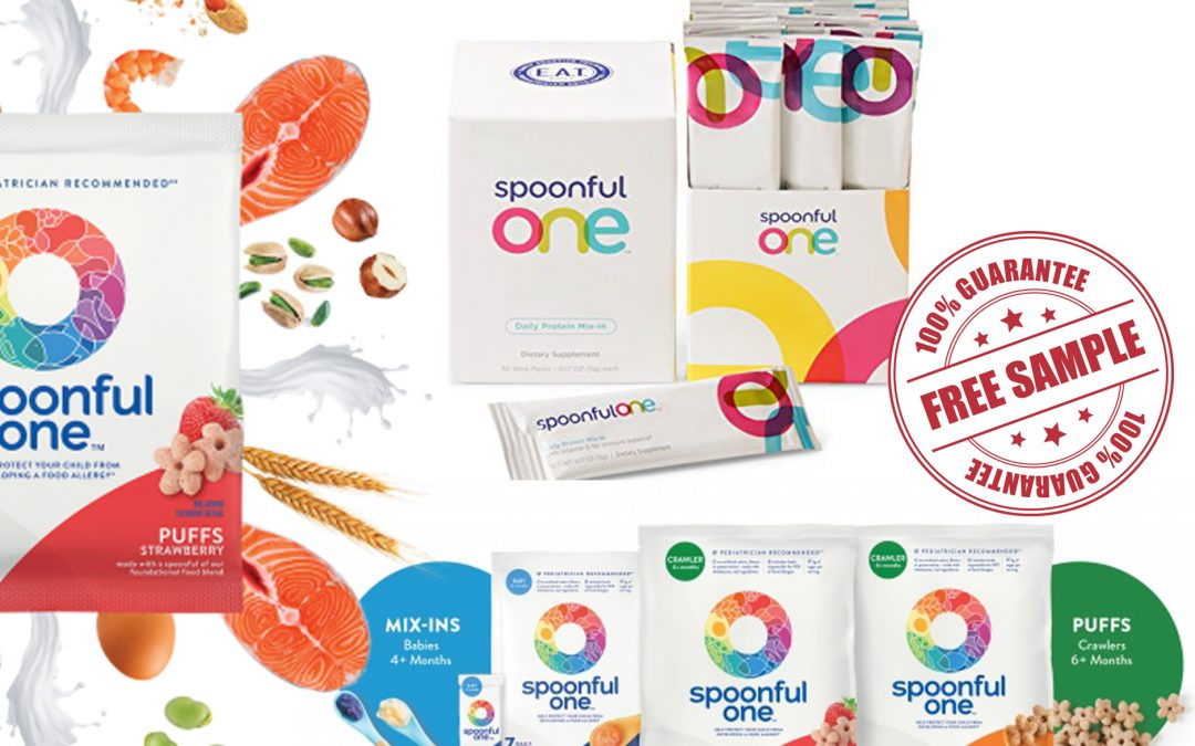 SPOONFUL ONE FREE SAMPLE FOR BABIES
