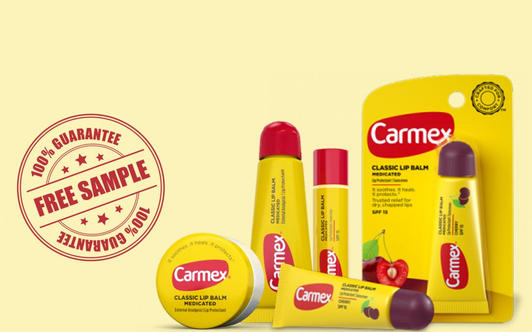 carmex lip product