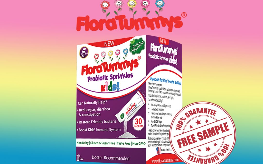 FLORATUMMYS PROBIOTIC FREE SAMPLE