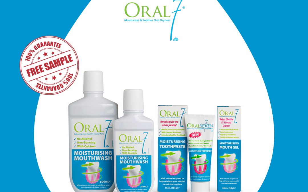 ORAL7 FREE SAMPLE FOR HEALTH PROFESSIONALS