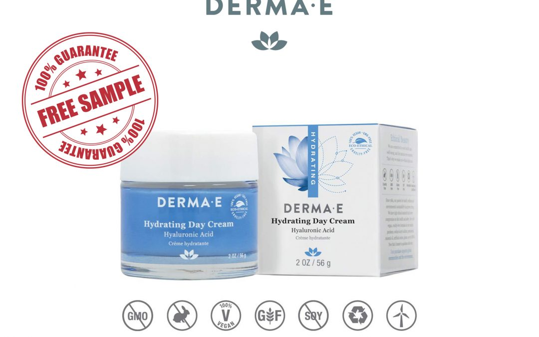 DERMA-E HYDRATING CREAM FREE SAMPLE
