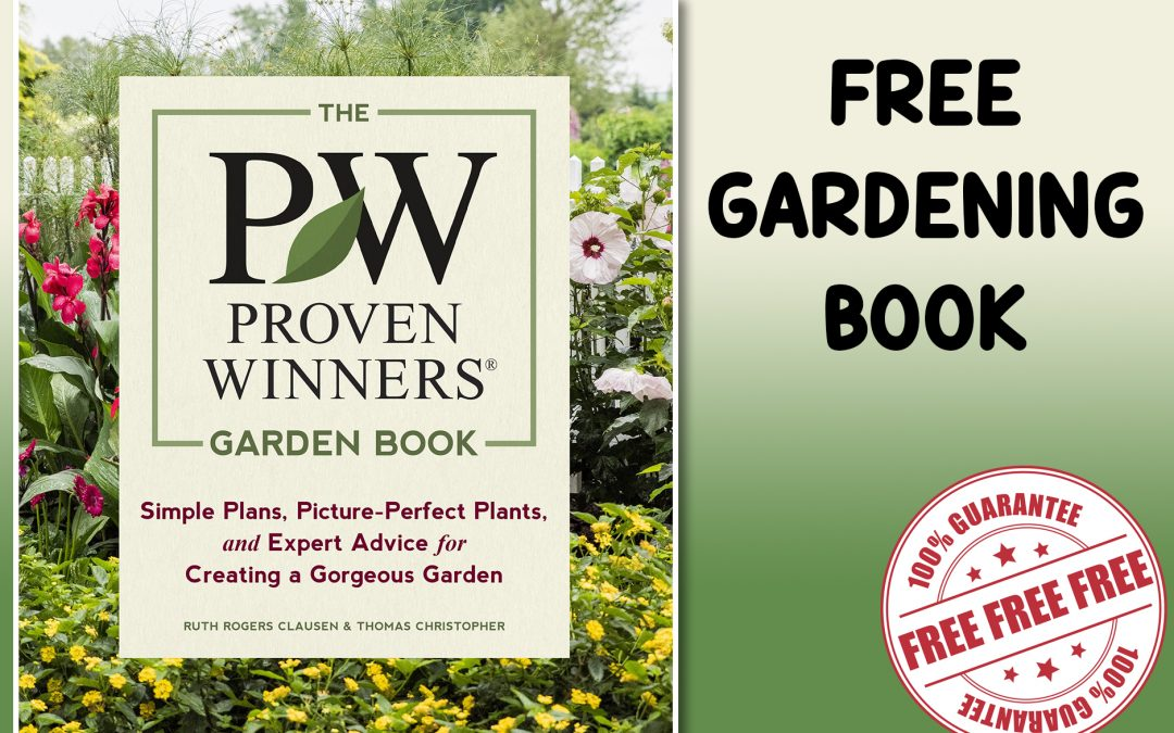 FREE GARDENING BOOK FROM PROVEN WINNERS