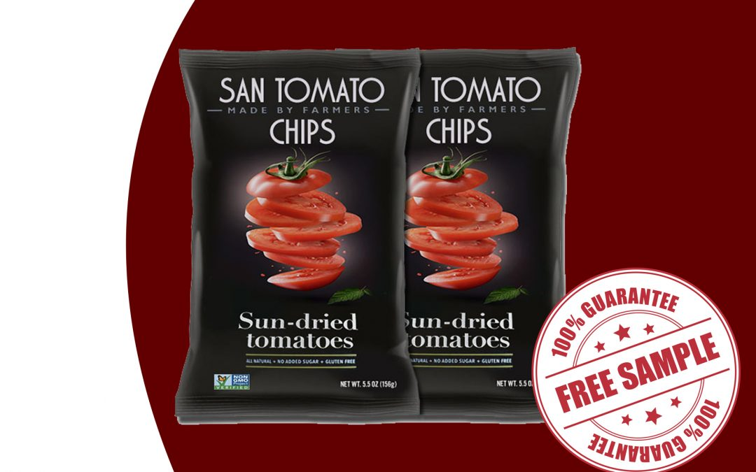 SAN TOMATO SUN-DRIED TOMATOES FREE SAMPLE