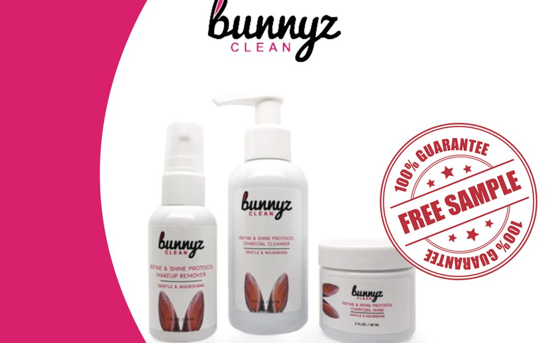 FREE SAMPLE OF BUNNYZCLEAN PRODUCTS
