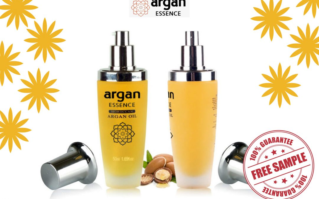 FREE SAMPLE OF ARGAN OIL FROM ARGAN ESSENCE