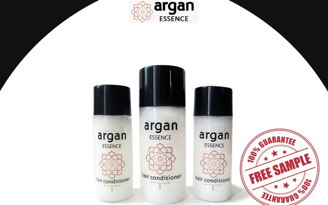 FREE SAMPLE OF HAIR CONDITIONER FROM ARGAN ESSENCE