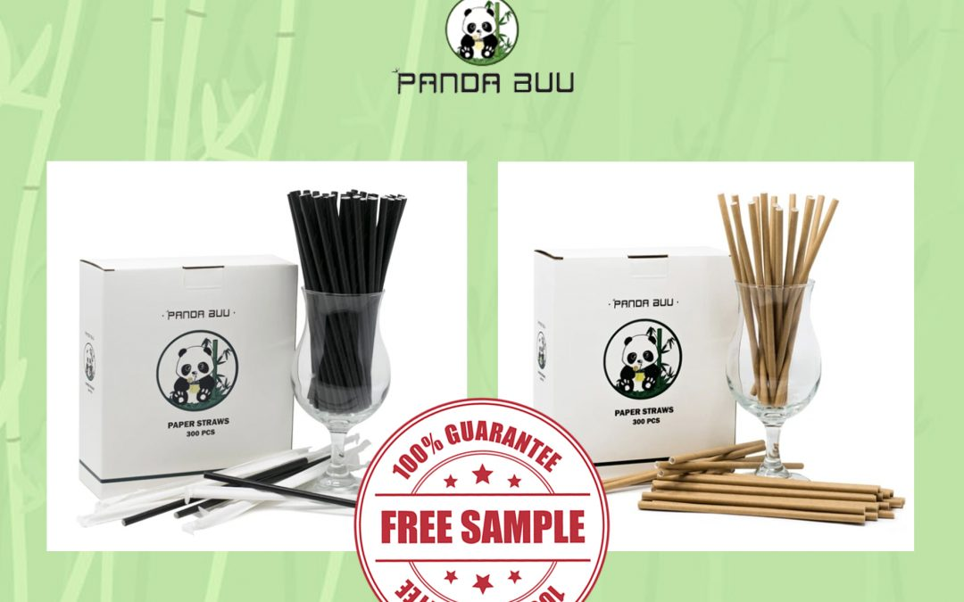 FREE SAMPLE OF PANDA BUU STRAWS