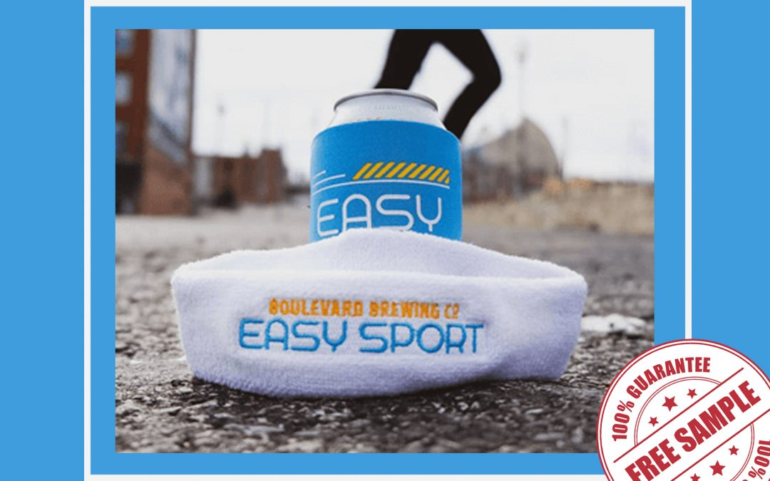 FREE KOOLIE AND SWEATBAND FROM EASY SPORT