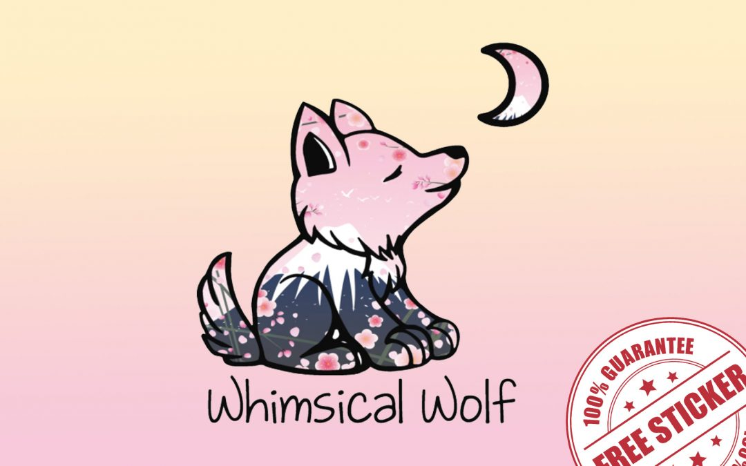 whimsical wolf