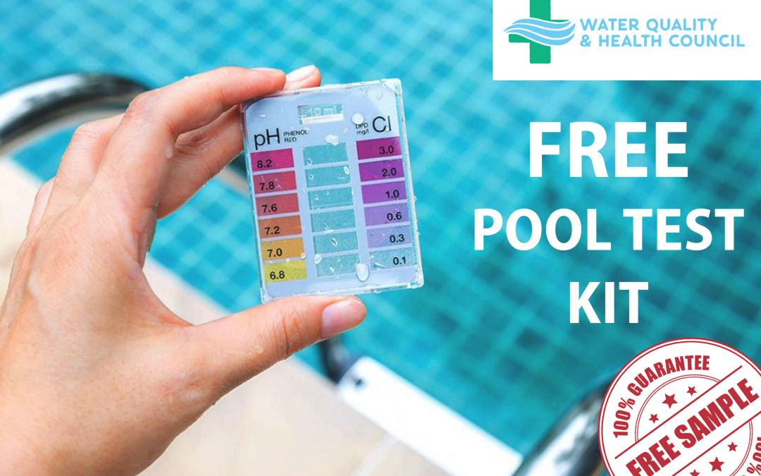 FREE SAMPLE OF POOL TEST KIT