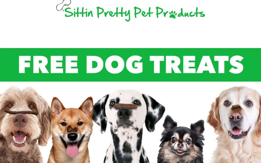 FREE SAMPLE OF SITTIN PRETTY PET TREAT