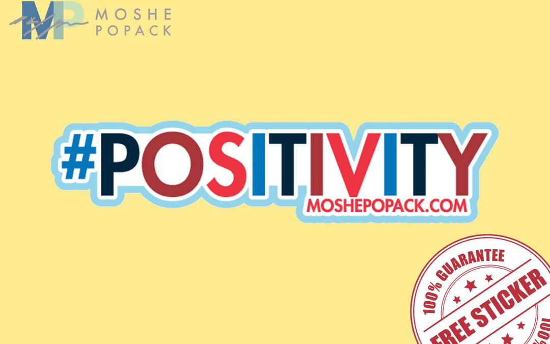 FREE STICKERS FROM MOSCHE POPACK
