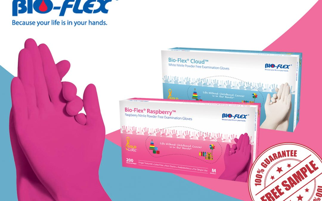 FREE SAMPLE OF BIO-FLEX GLOVES