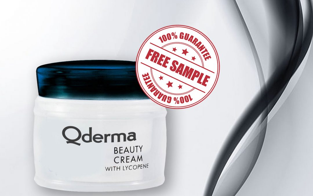 FREE SAMPLE OF QDERMA BEAUTY CREAM WITH LYCOPENE