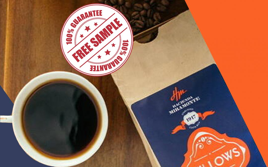 FREE SAMPLE OF WILLOWS COFFEE