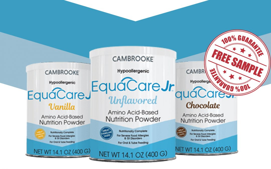 FREE SAMPLE OF CAMBROOKE BABY FORMULA