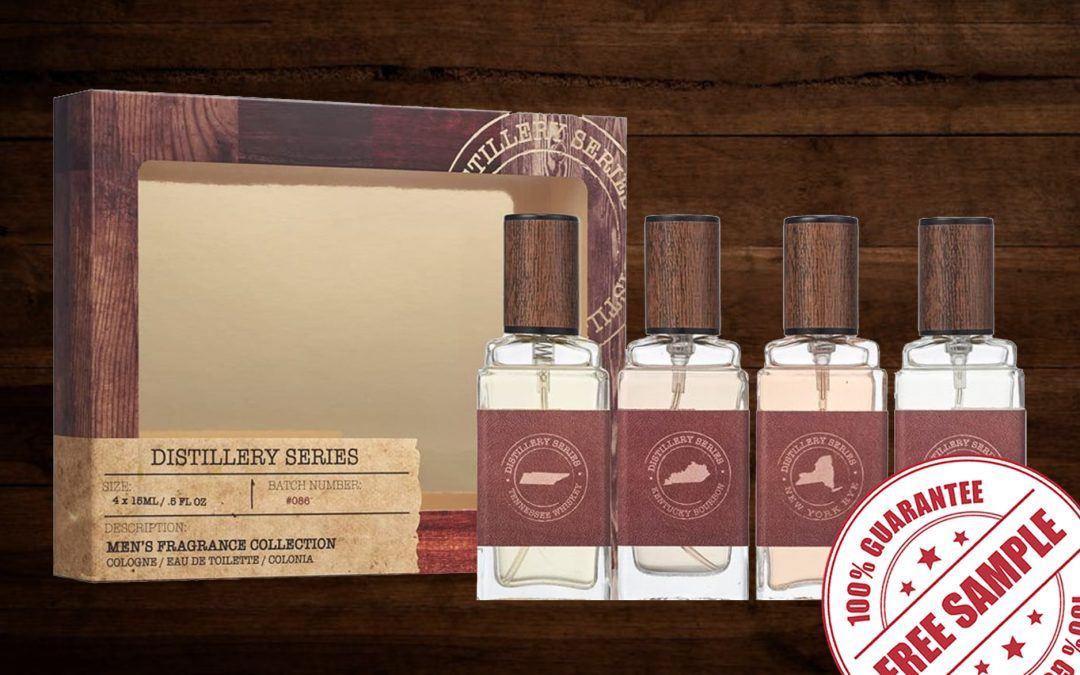 FREE SAMPLE OF DISTILLERY SERIES COLOGNE