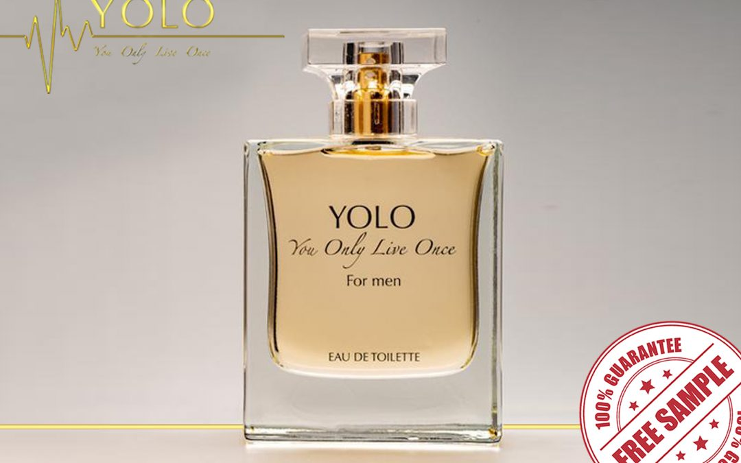 FREE SAMPLE OF YOLO FRAGRANCE