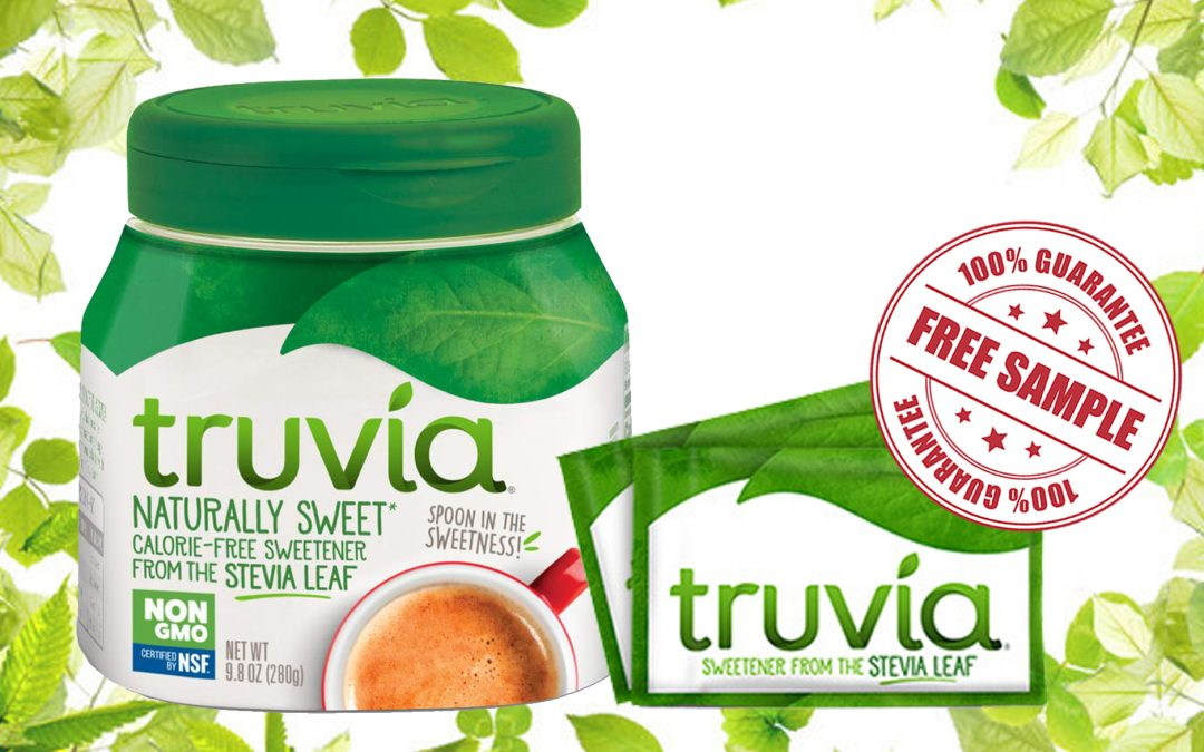 FREE SAMPLE OF TRUVIA SWEETENER