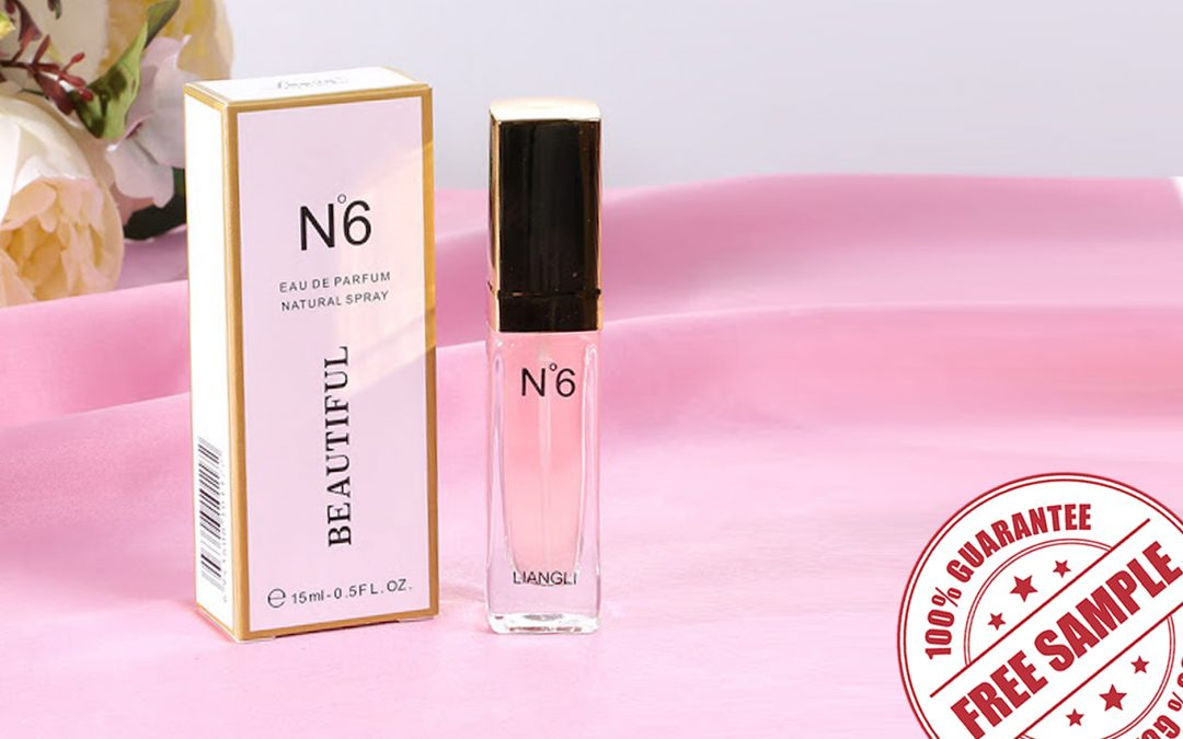 FREE SAMPLE OF BEAUTIFUL №6 EAU DE PARFUM