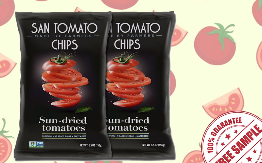 FREE SAMPLE OF SAN TOMATO SUN-DRIED TOMATOES