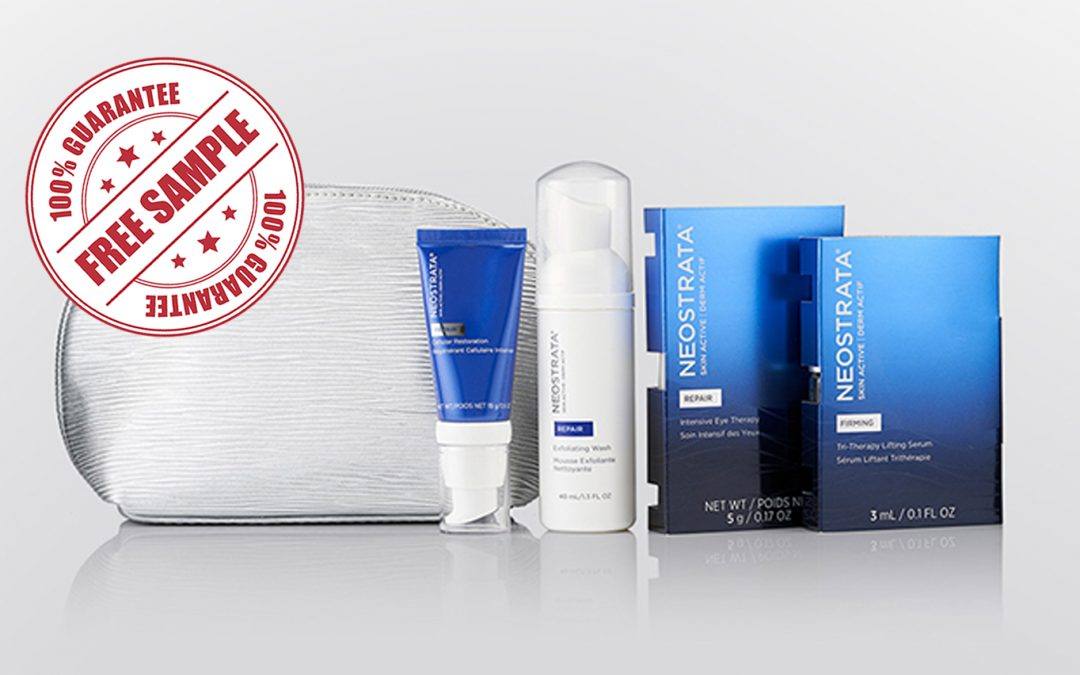 FREE SAMPLE OF NEOSTRATA ANTIAGING SET