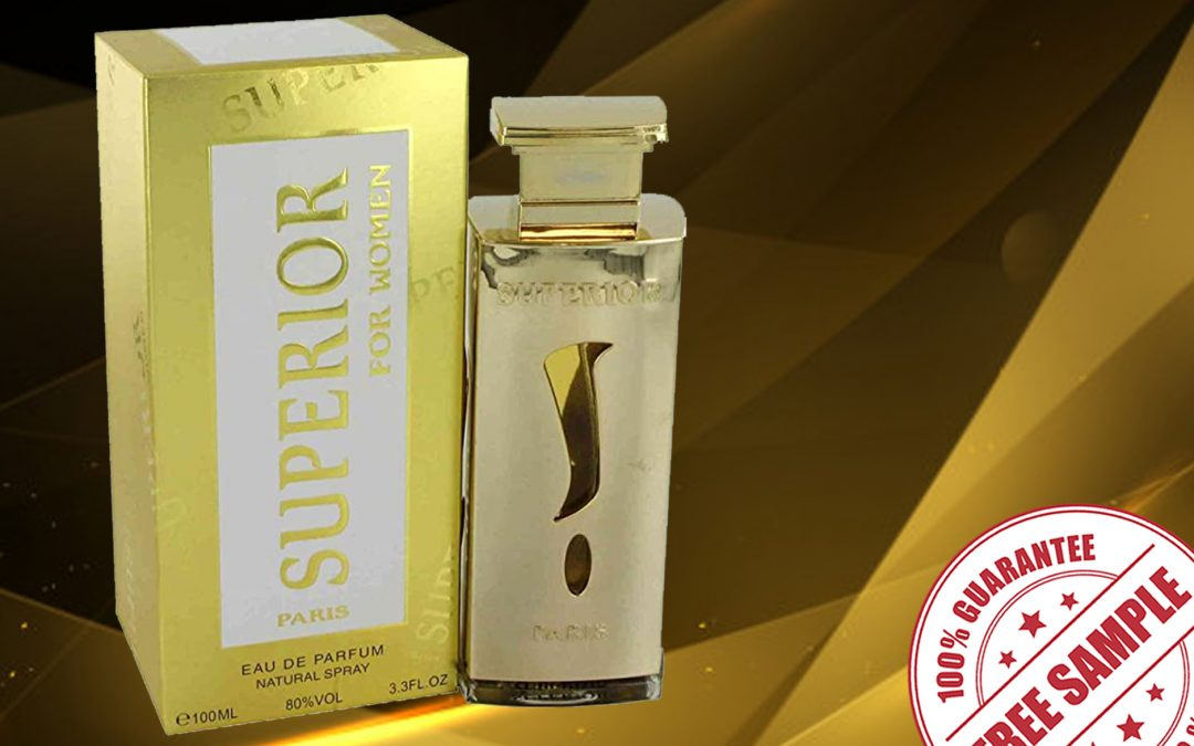 FREE SAMPLE OF SUPERIOR PERFUME BY IDEXYS PARFUMS