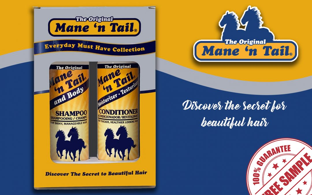 FREE SAMPLE OF MANE N' TAIL PRODUCTS