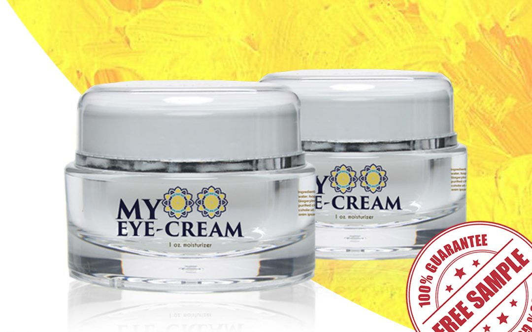 FREE SAMPLE OF MY EYE-CREAM MOISTURIZER