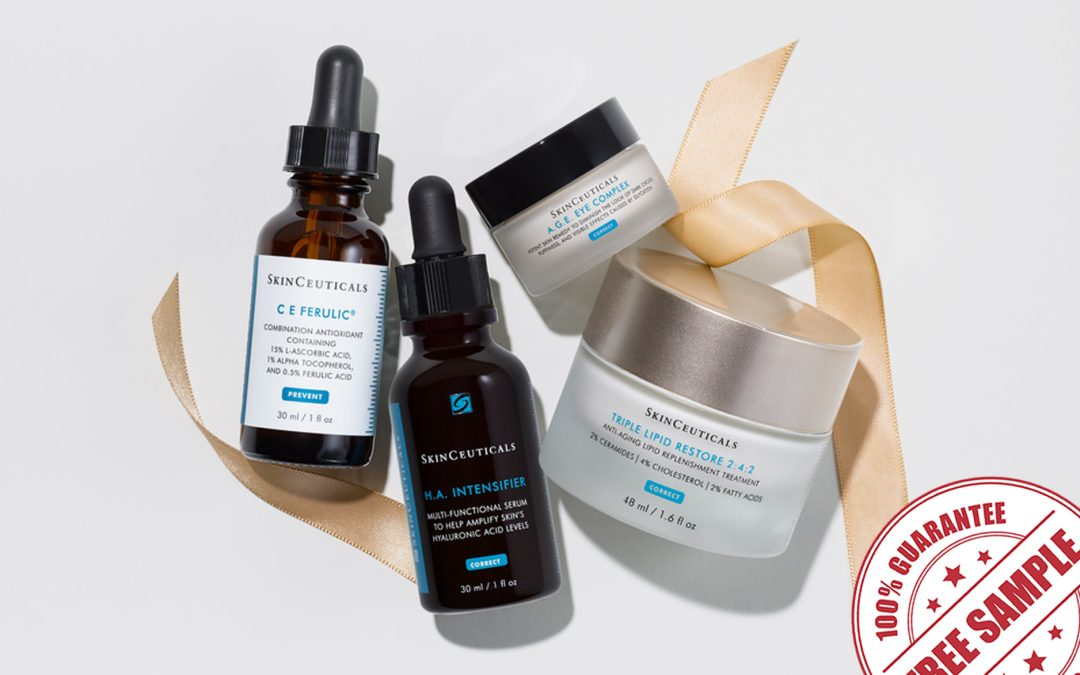 FREE SAMPLE OF SKINCEUTICALS PRODUCTS
