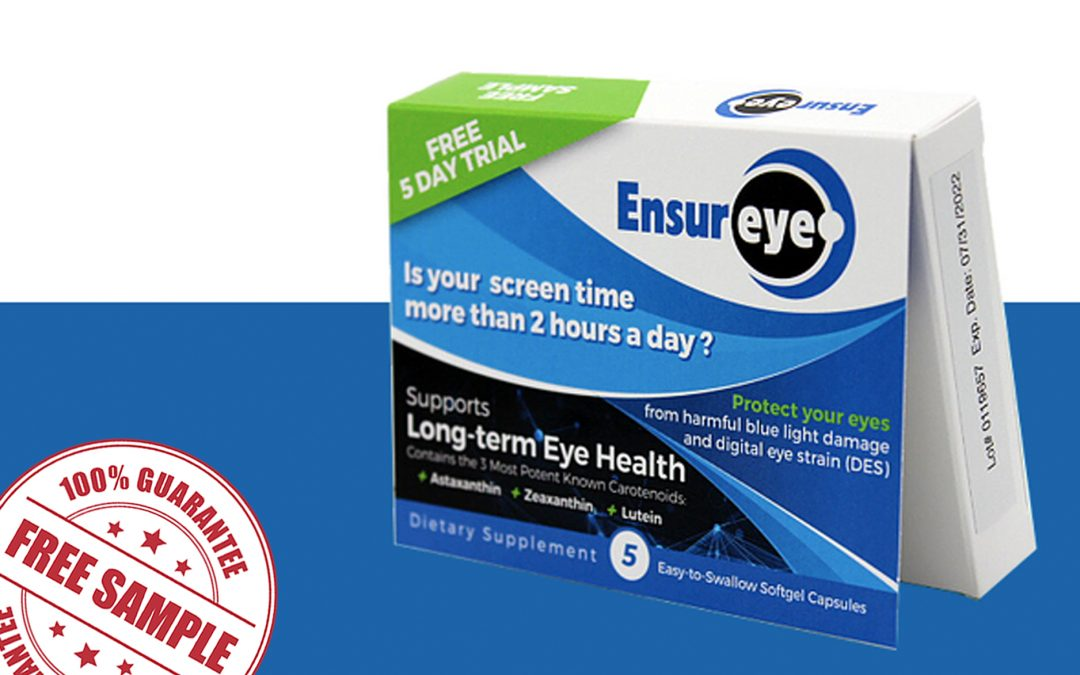 FREE SAMPLE OF ENSUREYE